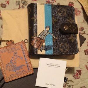 Louis Vuitton Limited Edition Combination